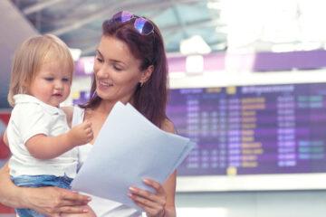 Згода другого з батьків на виїзд до Італії